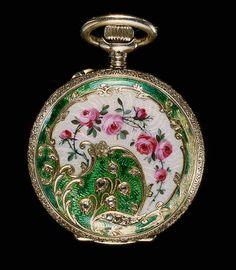 Borel, Watch, 1890s (source).