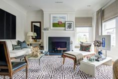 Eric Cohler Design . Classic contemporary. Carefully composed. Luxuriously comfortable. Fancy s...