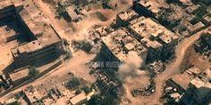 Un v?deo sobrecogedor muestra las im?genes de la guerra en Siria