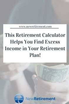 To make your retirement plan more accurate, find out if you have any excess income and decide if it will be saved or spent. Log in now. Retirement Strategies, Retirement Advice, Retirement Planning, Financial Planning, Preparing For Retirement, Investing For Retirement, Early Retirement, Corporate Bonds, Last Will And Testament
