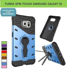 Accesorios, fundas y carcasas para Samsung Galaxy S6. Fundas originales para el móvil o Smartphone.
