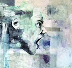 Met_A_lienation - Jessica Rimondi Ap Studio Art, Portraits, Portrait Art, Reflection Art, Art Courses, A Level Art, High Art, Art Studios, Artist At Work