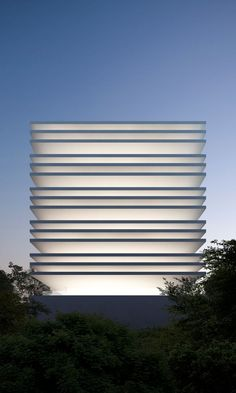 Fran Silvestre Arquitectos is a Spanish Architecture and Design Studio, formed by a group of professionals that are focus on residential, cultural. Monumental Architecture, Spanish Architecture, Architecture Panel, Minimalist Architecture, Concept Architecture, Futuristic Architecture, Amazing Architecture, Architecture Details, Interior Architecture