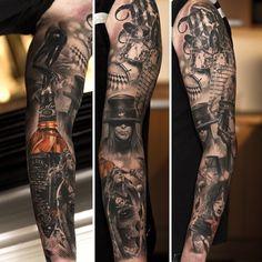 Image result for jack daniels tattoo designs