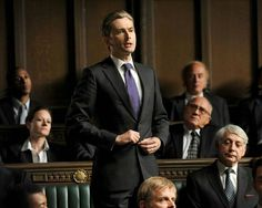 David Tennant - The Politician's Husband