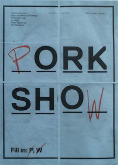 Workshop Plakat | 100 Beste Plakate e. V.