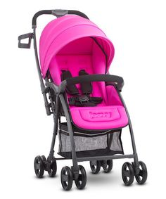 Look what I found on #zulily! Pink Balloon Stroller #zulilyfinds