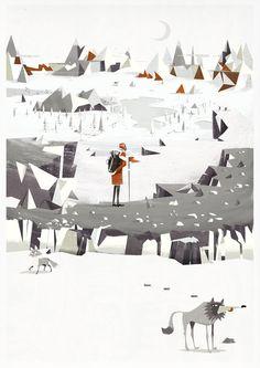 The Explorer by Johnny Kotze