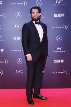 Henry Cavill Photos - Red Carpet Arrivals - 2015 Laureus World Sports Awards - Shanghai - Zimbio