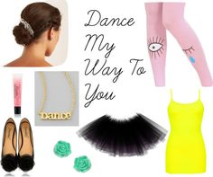 """""""Dance My Way To You"""" by lumpyspacejelly on Polyvore"""