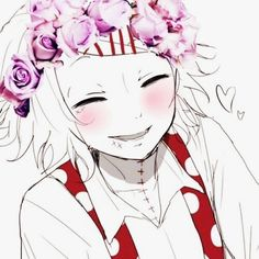 Omg, Juuzou actually looks pretty cute in this pic, but I still love my Kaneki <3 always will