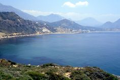 Plakias to Souda Bay - Chania Greece - Crete