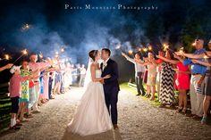 Ansley + Cody get married at Spring Lake Events Wedding Send Off, Wedding Exits, Wedding Photos, Atlanta Photographers, Spring Lake, Mountain Photography, Atlanta Wedding, Rustic Barn, Got Married