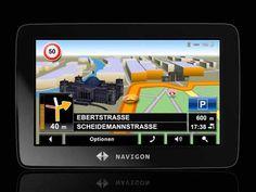 Navigon 7310 Dutch audiovisual product introduction
