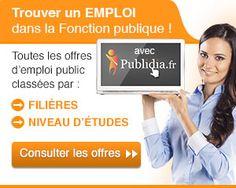 Le site #Publidia vous propose des offres d' #emploi dans la #FonctionPublique sur http://emploi-public.publidia.fr/ !