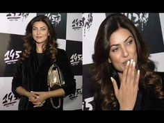 Sushmita Sen SIZZLING At 145 All Day Cafe and Bar Launch. Sushmita Sen, Product Launch, Bar, Music, Youtube, Muziek, Musik, Youtube Movies, Songs