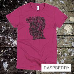 Prince Purple Rain T-Shirt - Artist Formerly Known as Prince women's tee - Soul and R&B music Legend S-XL - Purple T-shirt