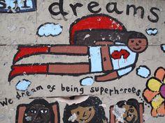 new york city elementary school mural