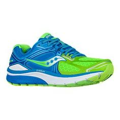 c8d736924a84 Saucony Women s Omni 15 Running Shoes - Teal Blue Green
