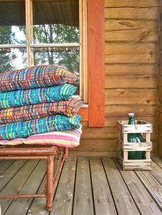 """RE: Summer Cottage"" (Photo: Katja K.) ⎮ recyclie.blogspot.fi"