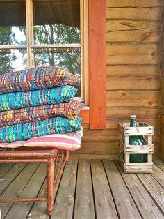 """""""RE: Summer Cottage"""" (Photo: Katja K.) ⎮ recyclie.blogspot.fi"""