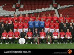 Manchester United 2008/09