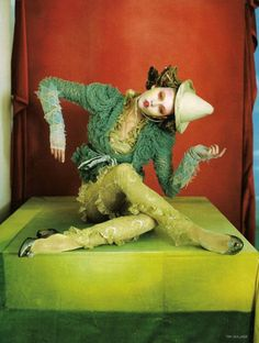 Tim Walker Photography — ★ House of Many Hues ★