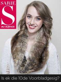 Tania Viljoen - SARIE Voorbladgesig : SARIE Voorbladgesig #beauty #face #SARIE