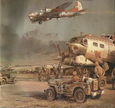 Company of Heroes, by Robert Taylor (Boeing Flying Fortress) Ww2 Aircraft, Military Aircraft, Military Art, Military History, Company Of Heroes, Military Drawings, Aircraft Painting, Airplane Art, Ww2 Planes