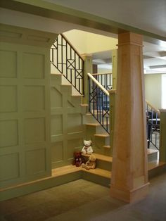 contemporary staircase by Black Tusk Development Group Ltd.