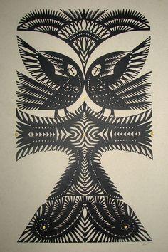 """Russian spirituality - Sirin & Alkonost   """"Alkonost, Slavic Thunderbird"""""""