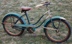 1950's Girls Bike