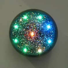 Picture of Rainbow LED Paperweight