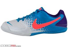 Nike5 Elastico Indoor - Current Blue with Club Purple and Hot Punch...$49.49