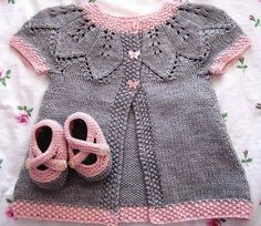 Amazing Knitting provides a directory of free knitting patterns, tips, and tricks for knitters. Knitting For Kids, Crochet For Kids, Baby Knitting Patterns, Baby Patterns, Free Knitting, Crochet Baby, Knit Crochet, Dress Patterns, Knit Baby Sweaters