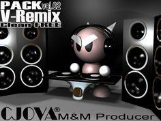 descarga PACK DE VIDEO REMIX CLEAN ~ Descargar pack remix de musica gratis   La Maleta DJ gratis online