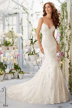 350ec804e258 Mori Lee Wedding Dress [5415] Victoria - Style 5415 from Mori Lee Bridal.  Wedding Dresses, Bridesmaids Dresses, Flowergirls Desses and more at Bliss  Bridal ...