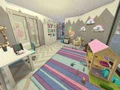 The Sims Resource: Modern Terrace by kaito nikura