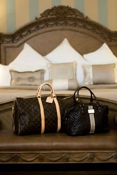 Pack your bags for the King William Suite!