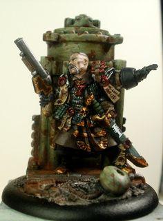 Character, Warhammer 40,000 - Gallery - DakkaDakka | One Snotling on the Pump Wagon of the internet.