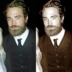 unconditionally and irrevocably in love with Rob, Gorgeous NEW PIC Of Robert Pattinson & A Lucky Fan