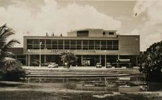 Aeroporto Do Recife, década de 1940