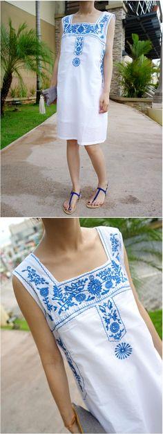 Cute bohemian style dress    #boho #bohemian #style #fashion #kooding #koreanfashion #dress #koreanstyle