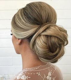 Wedding Hairstyle Inspiration - Heidi Marie Garrett from Hair and Makeup Girl