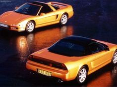 Honda NSX 1998 poster, #poster, #mousepad, #Honda #printcarposter