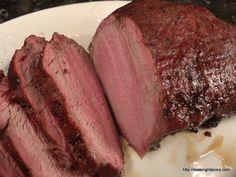 Smoked Tri-Tip pellet grill BBQ smoker recipe