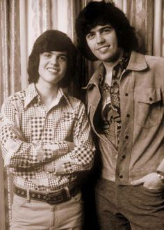 Donny and Alan.