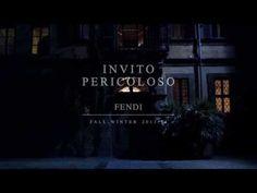 "[PREVIEW] Fendi - Invito Pericoloso -ntroducing ""Invito Pericoloso"", the short film directed by Karl Lagerfeld for Fendi starring Cara Delevingne and Saskia De Brauw, online on Fendi.com on September 12th"