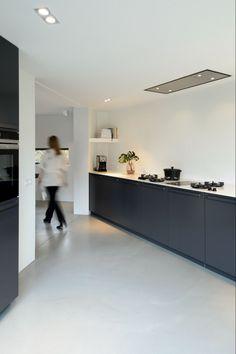 uitbouw met keuken Enschede | Groen & Schild wonen