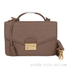 Authentic  Prada Original Grainy Leather Mini Bag Outlet store 411e9503f26fa